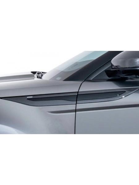 Вставки в крылья и двери (карбон) Startech (LZ-700-35) для Range Rover Evoque 2