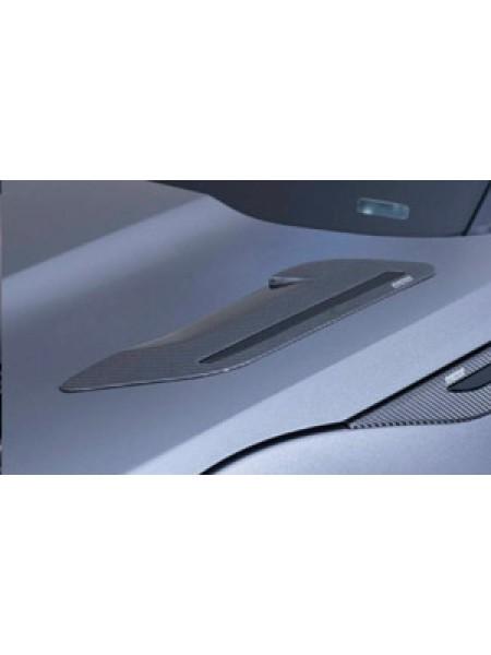 Вставки в капот (карбон) Startech (LZ-700-25) для Range Rover Evoque 2