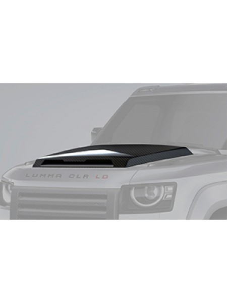 Накладка на капот Lumma (LR100.018) для Land Rover Defender 2