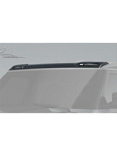 Накладка на крышу c LED-оптикой Lumma (LR100.030) для Land Rover Defender 2