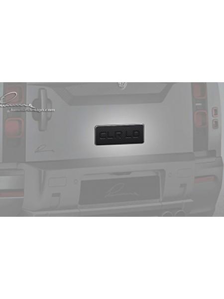 Накладка на крышку багажника CLR LD Lumma (LR100.022) для Land Rover Defender 2