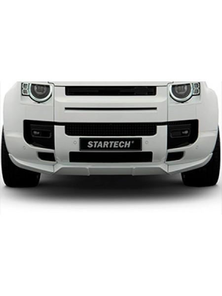 Накладки на передний бампер Startech (LE-200-00) для Land Rover Defender 2