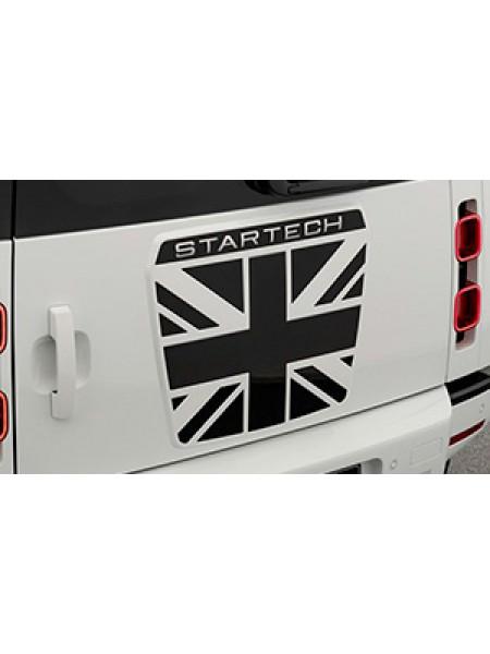 Накладка на крышку багажника Startech (LE-410-00) для Land Rover Defender 2
