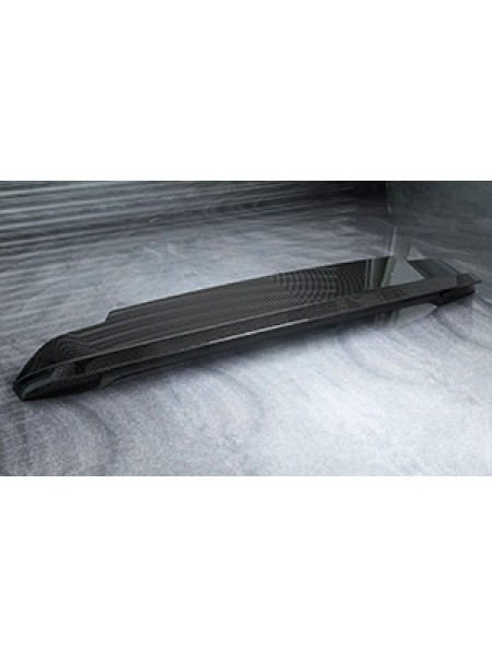 Спойлер на крышку багажника (карбон) (BCRLD2CW) для Land Rover Defender 2