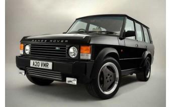 Переиздание классического Range Rover с V8 объемом 6,2 литра
