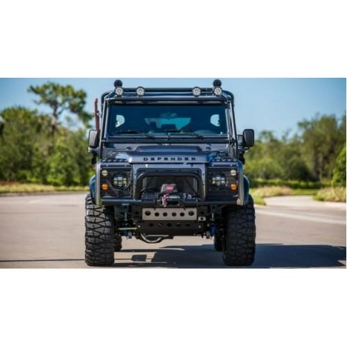 Проект Viper для США основан на Land Rover Defender