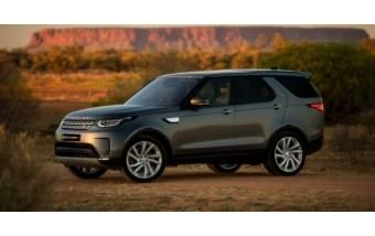 Новый дизель и дополнительные опции для Land Rover Discovery
