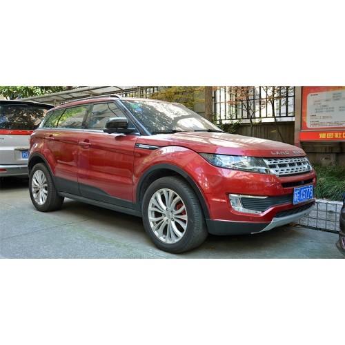 В компании Land Rover намерены запретить продажу китайских копий
