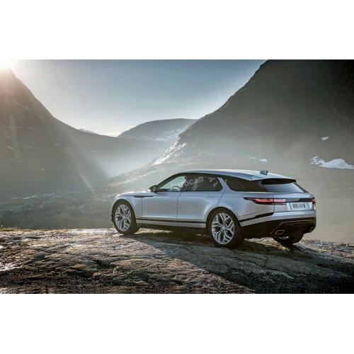 Новый электрокар кроссовер Road Rover от Jaguar Land Rover