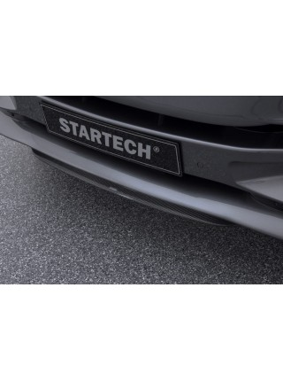 STARTECH Передний бампер + карбоновый спойлер для Range Rover Sport L494