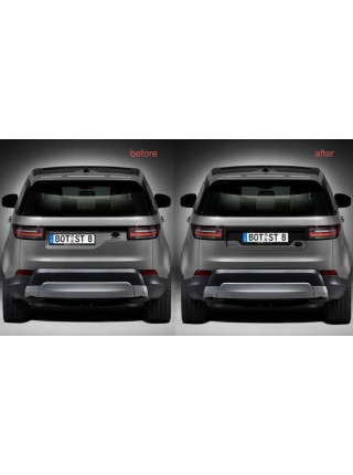 STARTECH Накладка крышки багажника для Range Rover Discovery 5