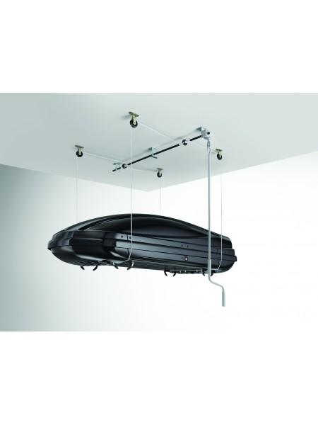 Вспомогательная подъемная система  для погрузки и хранения  контейнера для Range Rover
