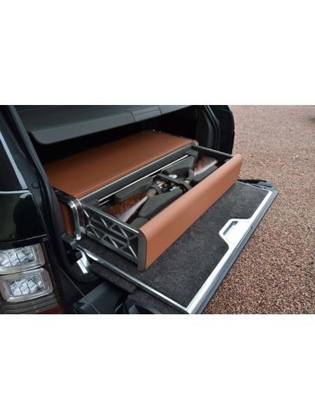 Бокс для перевозки охотничьих  винтовок Holland & Holland для Range Rover
