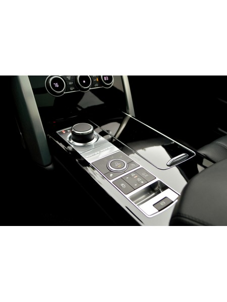 Кожаная отделка рукоятки рычага  управления АКПП для Range Rover