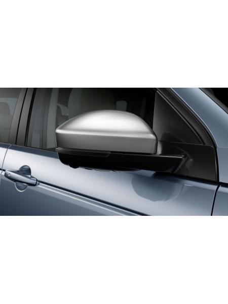 Набор крышек на корпус зеркала Noble Chrome для Land Rover Discovery Sport 2020 -