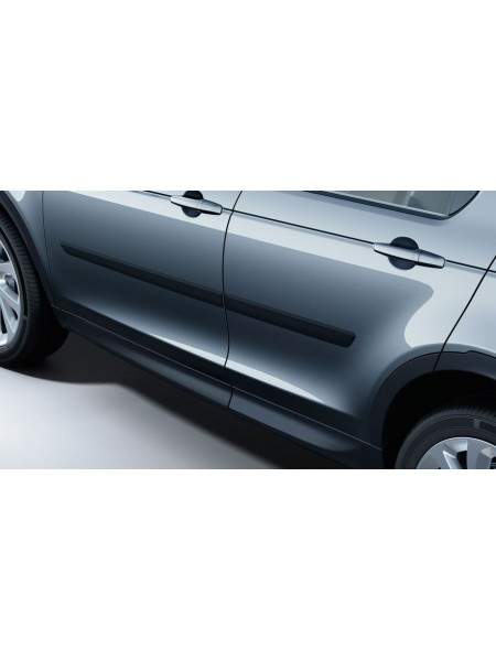 Комплект текстурных защитных накладок на двери для Land Rover Discovery Sport 2020 -