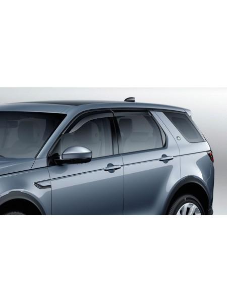 Комплект дефлекторов окон для Land Rover Discovery Sport 2020 -