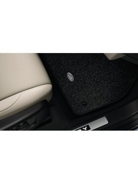 Комплект велюровых ковров салона Ebony для Land Rover Discovery Sport 2020 -