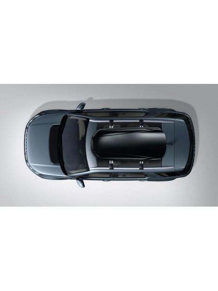 Багажный бокс на крышу багажника, Gloss Black 410 l для Land Rover Discovery Sport 2020 -