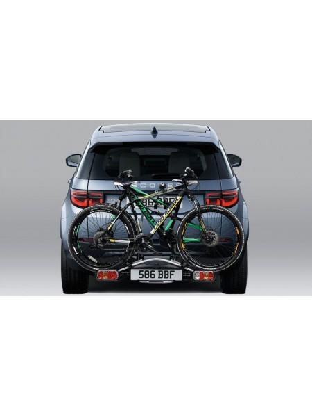 Крепление для перевозки двух велосипедов для Land Rover Discovery Sport 2020 -