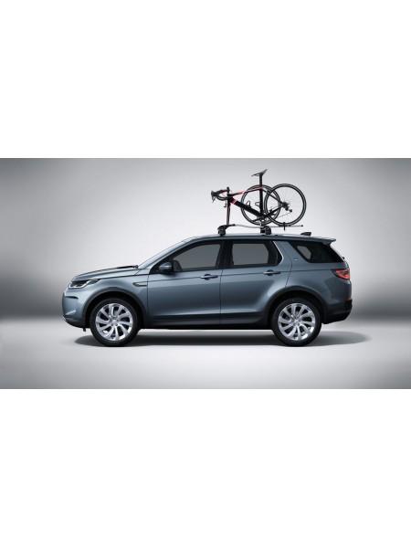 Крепление для перевозки велосипеда за вилку и колесо для Land Rover Discovery Sport 2020 -