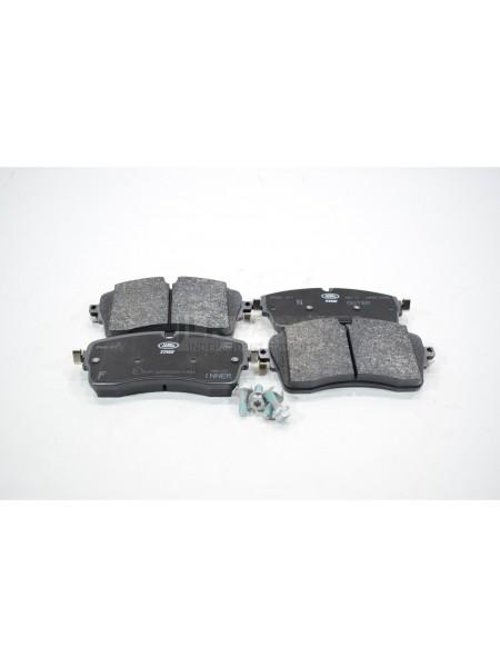 Передние тормозные колодки для Range Rover Evoque 2019