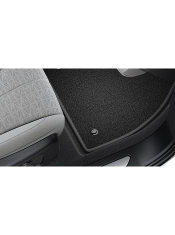 Велюровые ковры салона, Premium Ebony для Range Rover Evoque 2019, LR114753