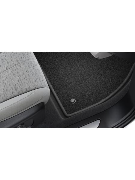 Велюровые ковры салона, Premium Ebony для Range Rover Evoque 2019