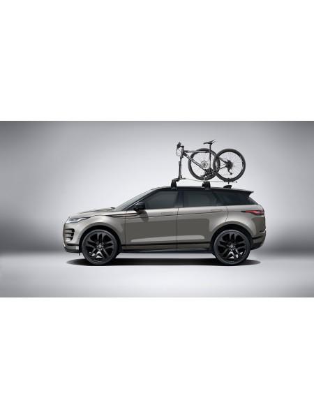 Крепление для перевозки велосипеда за вилку и колесо для Range Rover Evoque 2019
