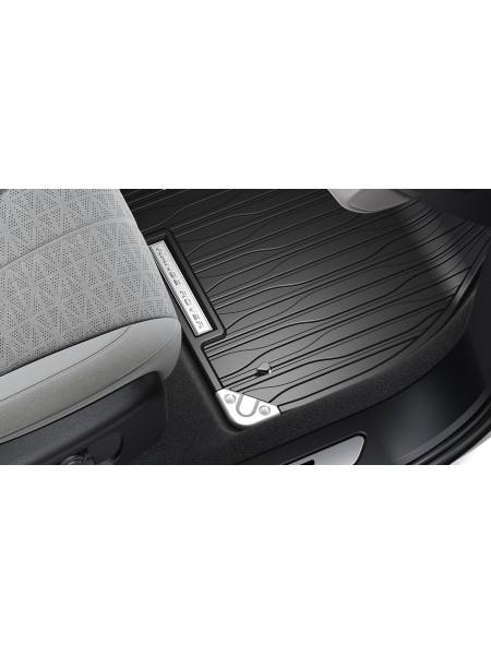 Резиновый коврик салона для Range Rover Evoque 2019