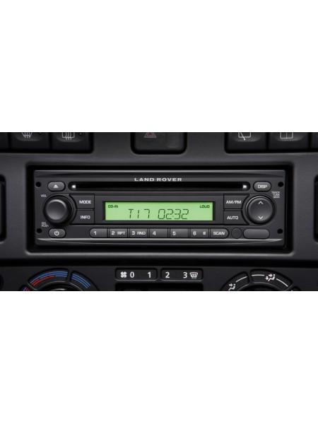 CD-проигрыватель для Land Rover Defender 2007