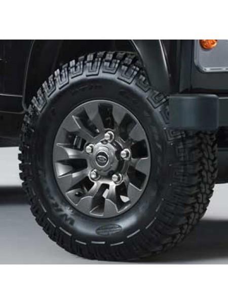 Диск колесный R16 с отделкой Grey для Land Rover Defender 2007