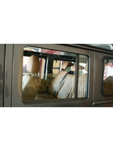 Задний стеклоподъемник от Kahn Design для Land Rover Defender