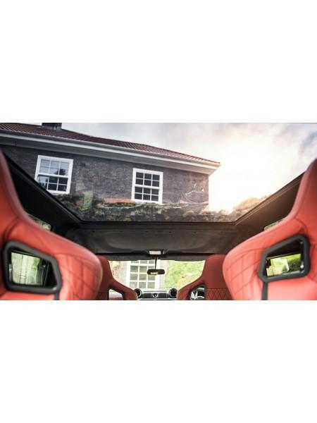 Панорамная крыша от Kahn Design для Land Rover Defender 2007