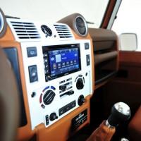 STARTECH Радио панель для Land Rover Defender