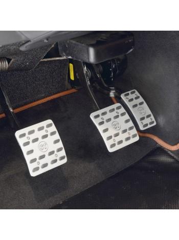 STARTECH алюминиевые накладки педалей для Land Rover Defender