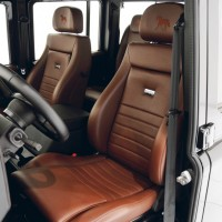STARTECH удобные сидения для Land Rover Defender