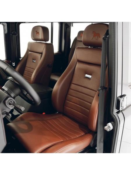 STARTECH Кожаный салон для Land Rover Defender