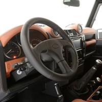 STARTECH Спортивный кожаный руль для Land Rover Defender 2007