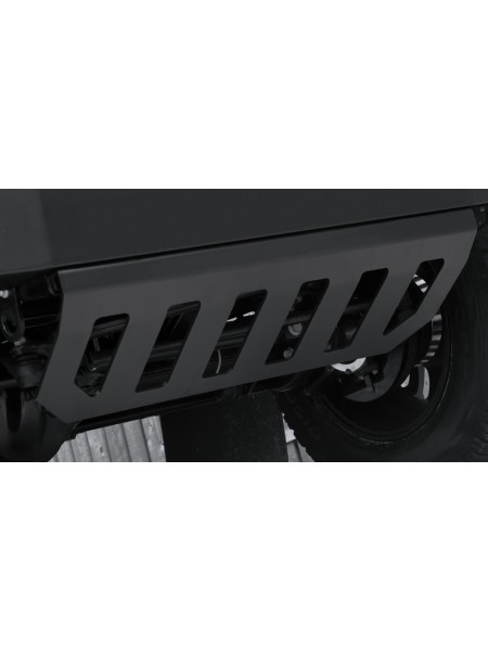 Опора переднего бампера от Kahn Design для Land Rover Defender 2007