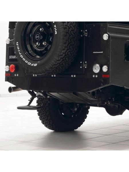 STARTECH Алюминиевая крышка для Land Rover Defender
