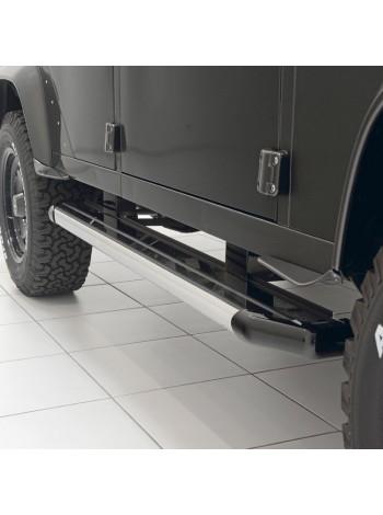 STARTECH Алюминиевые подножки для Land Rover Defender 90
