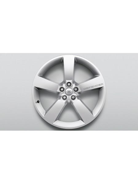 Диск колесный R22 Style 5098 Sparkle Silver для Land Rover Defender 2020