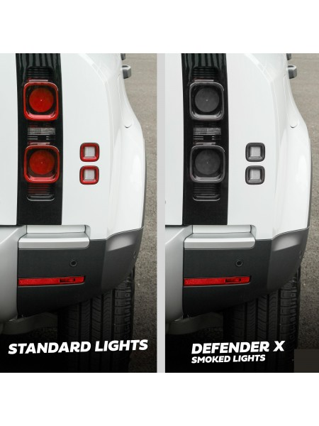 Фонарь задний левый Smoked для Land Rover Defender 2020