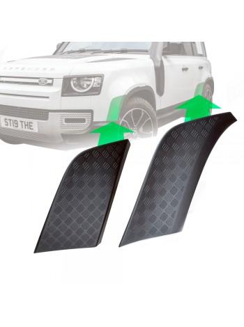 Защита кузова с рифленой поверхностью 90 для Land Rover Defender 2020, VPLEP0384
