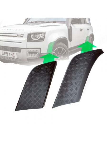 Защита кузова с рифленой поверхностью 90 для Land Rover Defender 2020