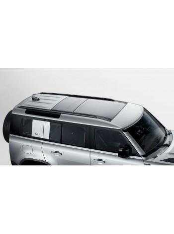 Продольные рейлинги, черные 110 для Land Rover Defender 2020, VPLER0177