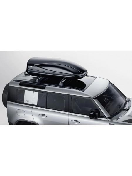 Багажный бокс на крышу багажника, Gloss Black 410 l для Land Rover Defender 2020