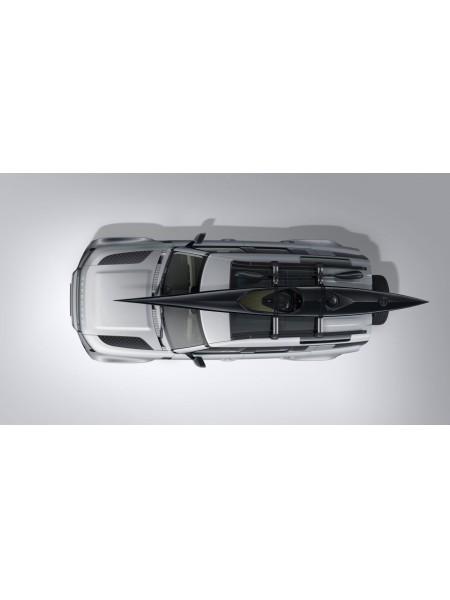 Крепление для водноспортивного снаряжения на две байдарки для Land Rover Defender 2020