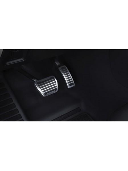 Комплект накладок на педали для Land Rover Defender 2020